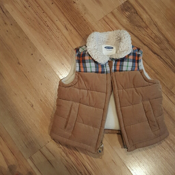 Old Navy Other - Old Navy Fall Vest